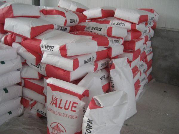 Re-dispersible Polymer powder (RDP)
