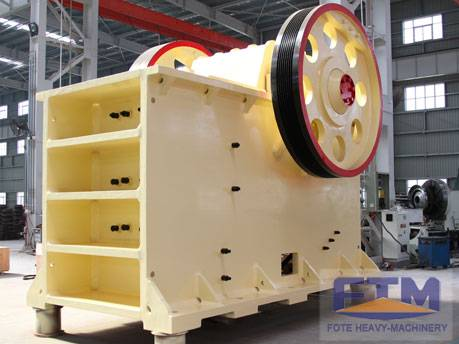 PEX series jaw crusher for quarry