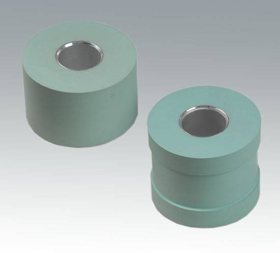 rubber cots for wool spinning