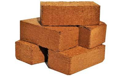 Cocopeat 650grams Bricks