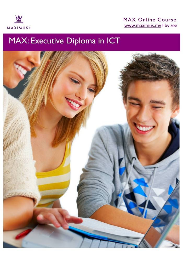 MAX Executive Diploma in ICT