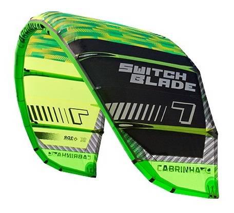 Cabrinha Switchblade Performance Freeride Kiteboarding Kite