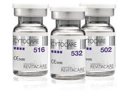 Revitacare Cytocare 502 , Revitacare Cytocare 516, Revitacare Cytocare 532, Dermal fillers for sale