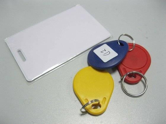 125 Khz ID Card / RFID Keyfob / TK4100 Card