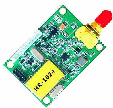433/868/915MHz Wireless RF Transceiver Module (HR-1024)