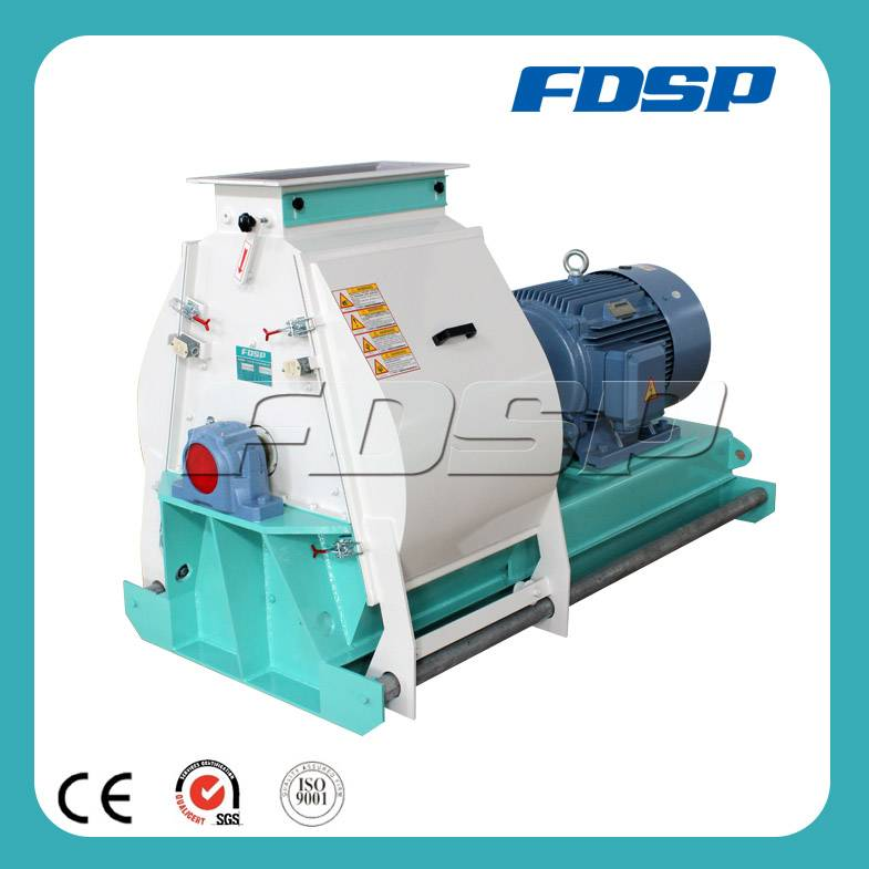Tear circle SFSP668 Series Wide Fine grinding Hammer Mill