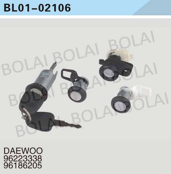 USE FOR DAEWOO NEXIA/CIELO KEY SET/IGNITION SWITCH 96223338/96186205/96192313