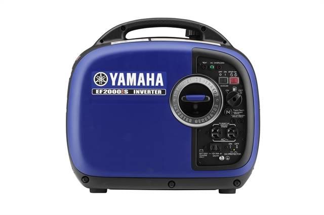 YAMAHA EF2000iS 2000watts 2KW Power Electricity Generator Inverter