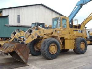Cat 966,966D,Used,Wheel Loader,Caterpillar.