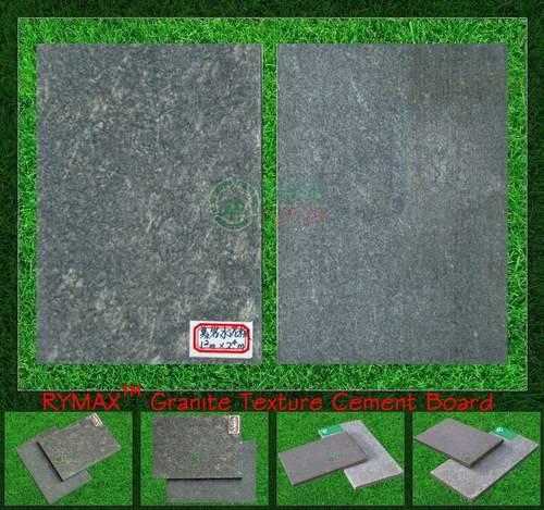 RYMAX Granite Texture Cement Board | Outdoor Wall Panel | Fiber Cement Board | FCB Board