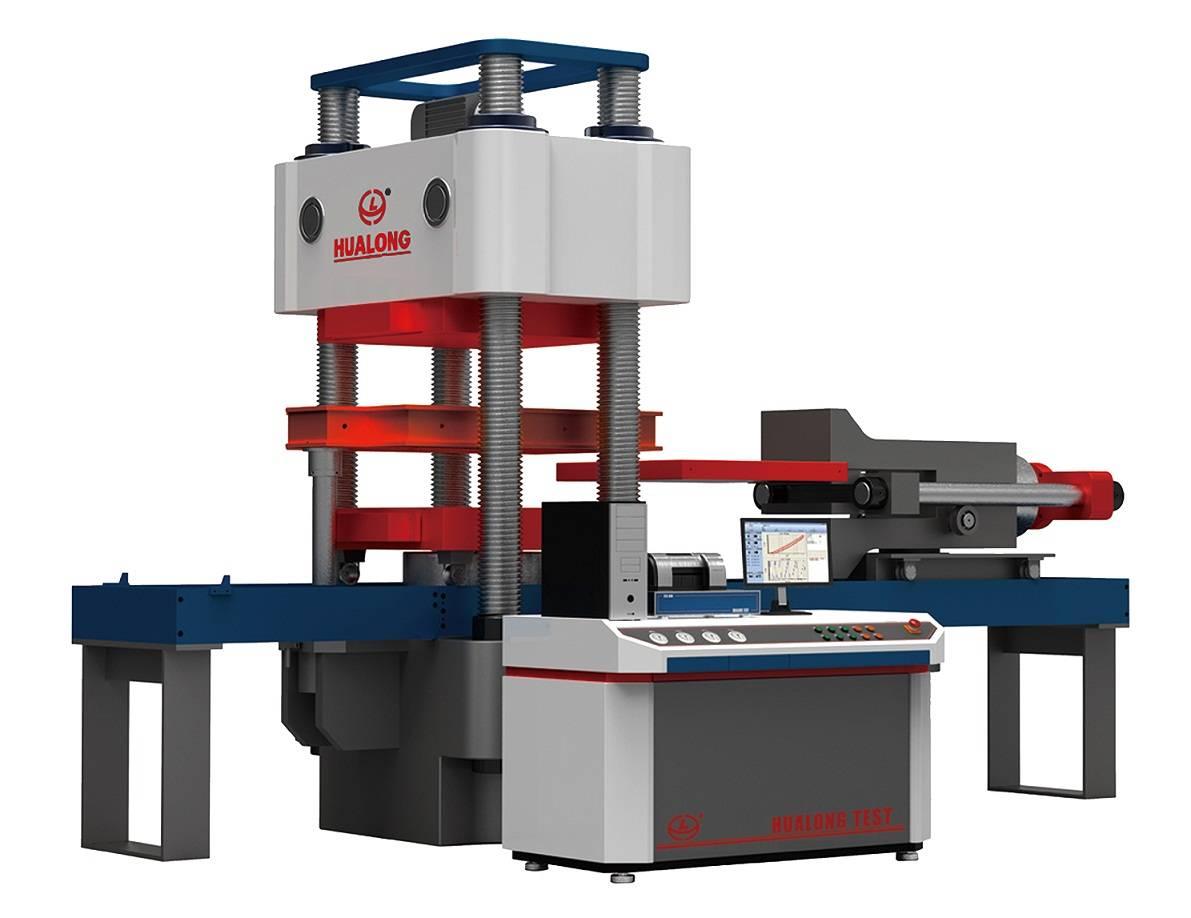 Elastomeric Bearing Testing Machine