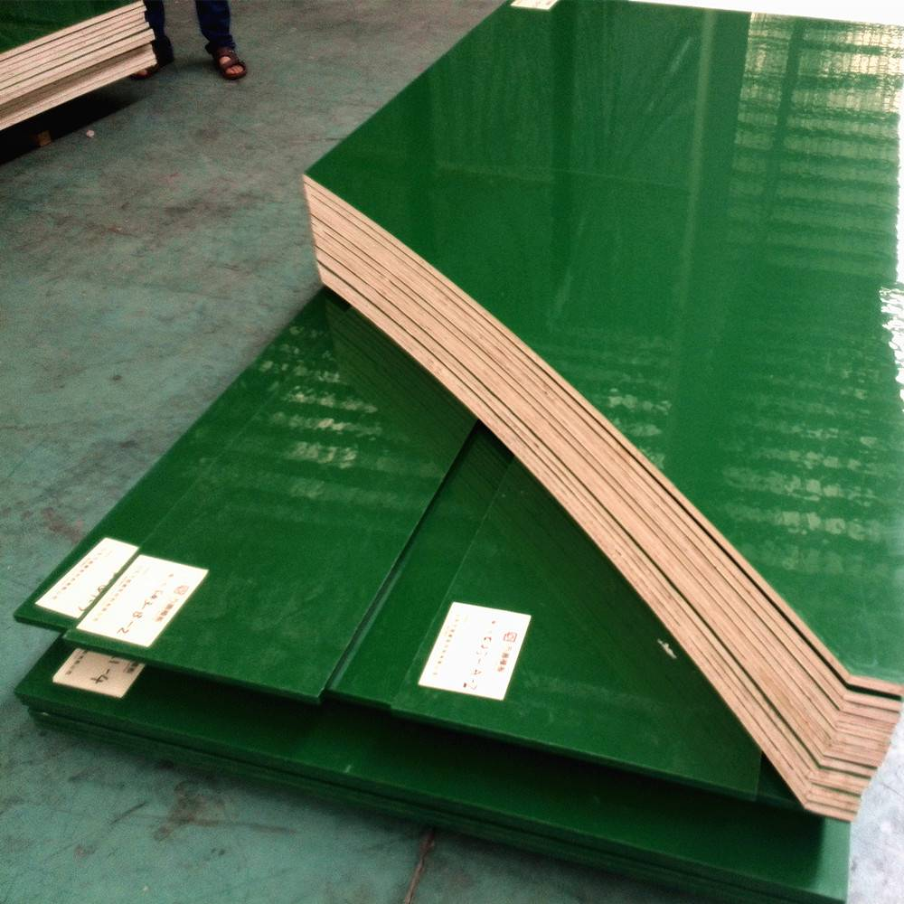 plastic film plywood for formwork concrete with lowprice