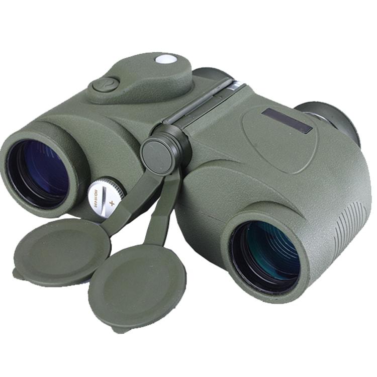 8×30 Hunting Binoculars with Rangefinder