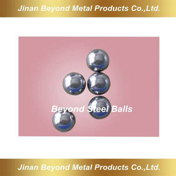 China manufacturer steel balls