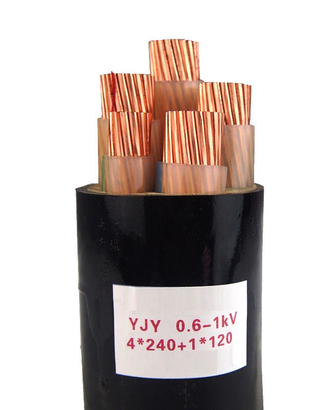 YJY 0.6-1KV 3X185+2X95