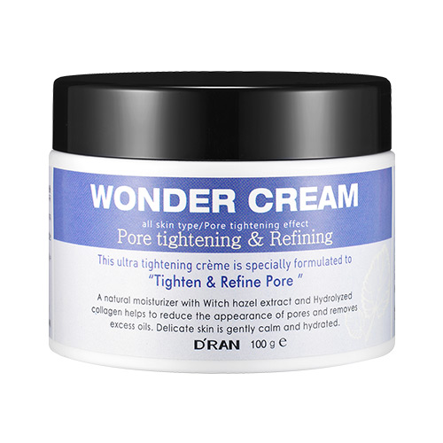 Pore Tightening & Refining Wonder Cream 100g