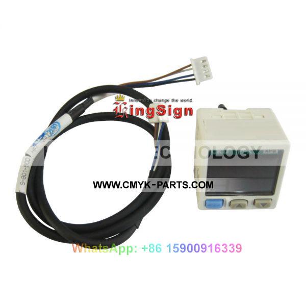 Flora LJ-320P Printer Vacuum Negative