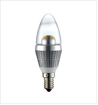 LED Candle Light with 3W Dimmable