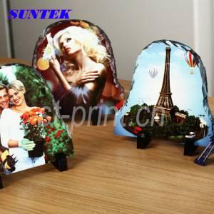 Glass Heat Tranfer Printing Sublimation Photo Slate