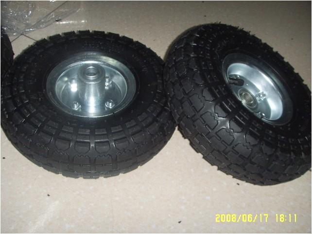 Wheelbarrow Tyre/ Pneumatic Wheel / Rubber Wheel / Air Wheel 3.50-4