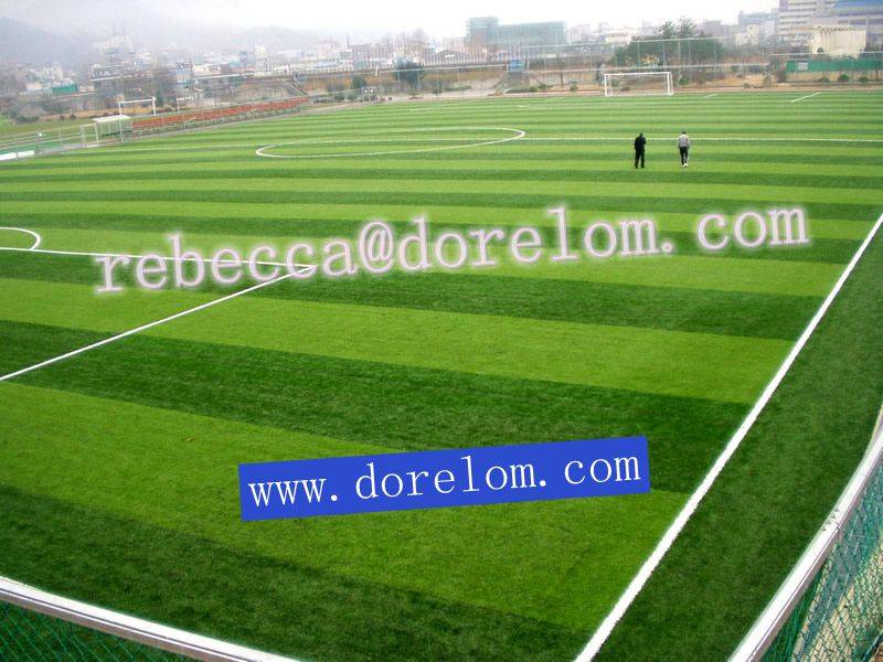 Chinese certified high quality football grass