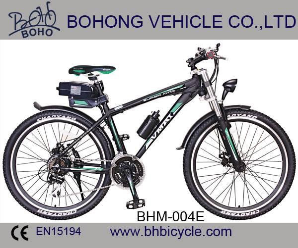 BHM-004E Mountain  E Bike