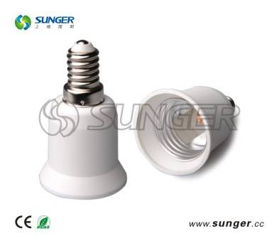 E14 to E27 Lamp Adapter