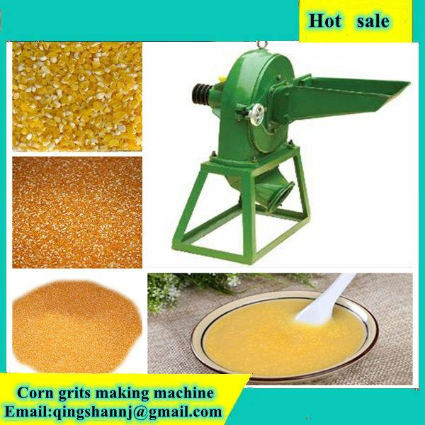 maize grits machine
