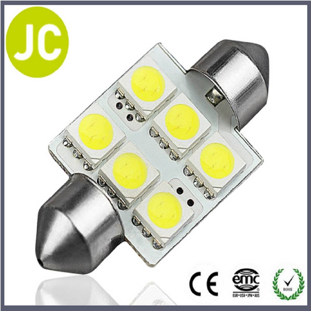 Hot sale festoon DA36 led car light with good quality