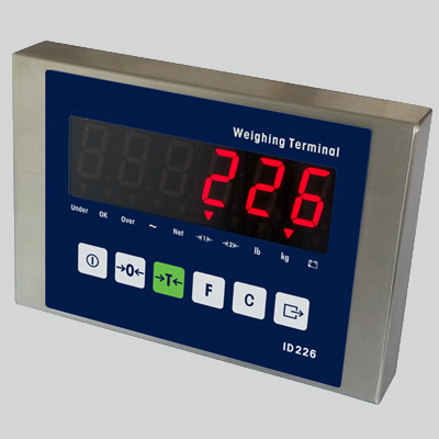 ID226 High Accuracy Industrial Weighing Terminal
