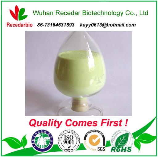 99% high quality raw powder Chlortetracycline