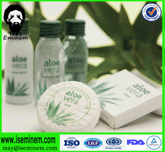 ISO Certified hotel amenities