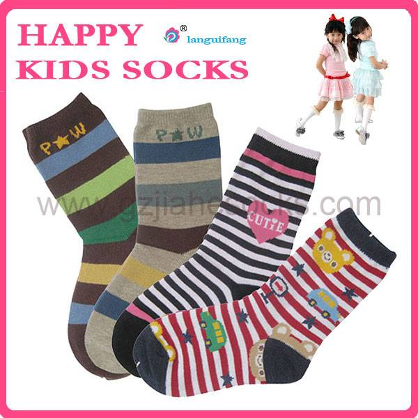 Lovely Children socks,baby socks,infant socks from China socks factory