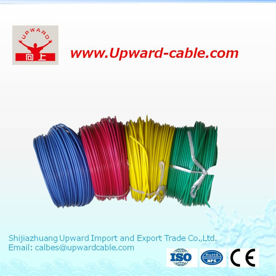 Copper Conductor PVC Insulated Electrical Wire