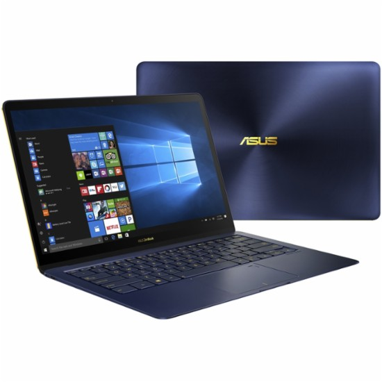 "Asus - ZenBook 3 Deluxe UX490UA 14"" Laptop - Intel Core i7 - 16GB Memory"