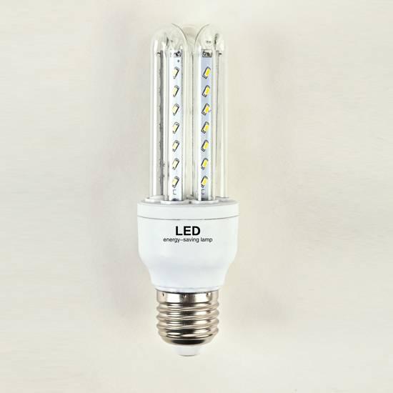 LED bulb U shape , 5w