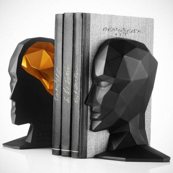 BOOKENDS BO1001 HUMAN MIND