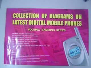 repair manual or books for mobile phone