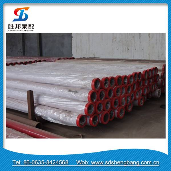 Integrity Supplier Shengbang Factory Concrete Pump Pipe for Sany