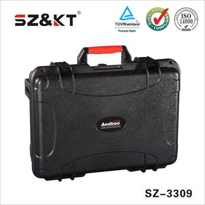 Hard plastic watertight shockproof military Case