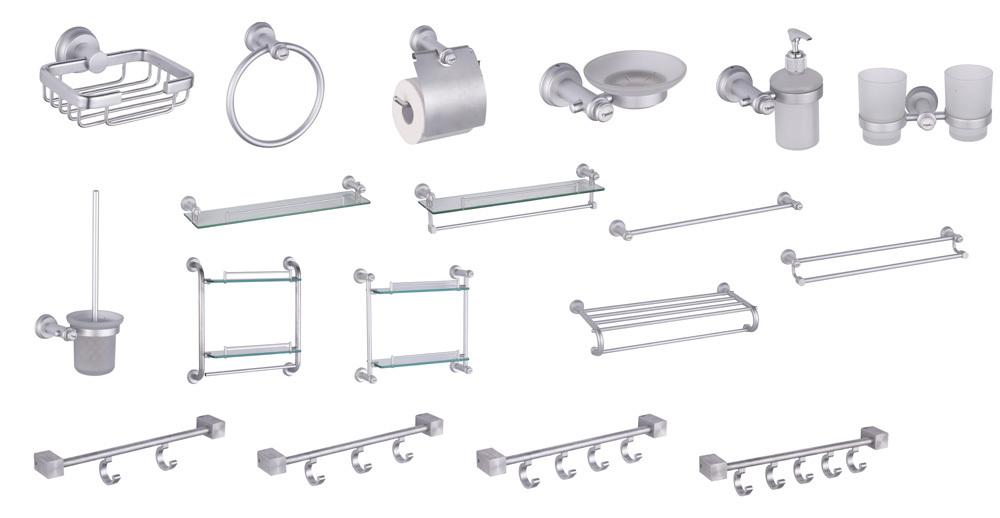 Bothroom hardware products processing