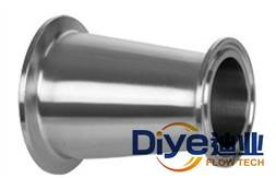 Diye Weld End Sanitary Reducer