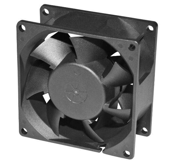 80*80*38mm Customized DC Axial Fan FDB8038-F 12/24/48V Two ball Bearing Cooling Fan