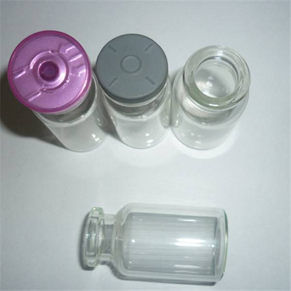 Pharmaceutical Vial Amber And Clear