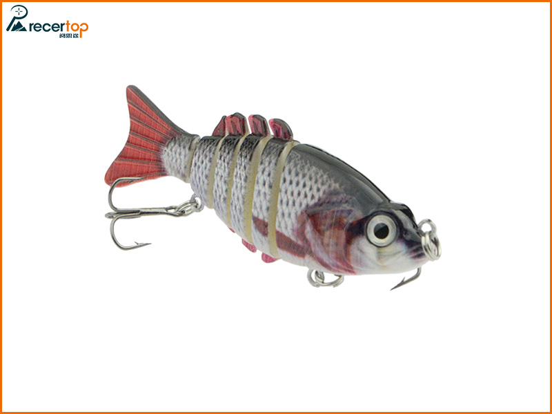 Section lures Hard bait sun finshing lures casting and trolling many species