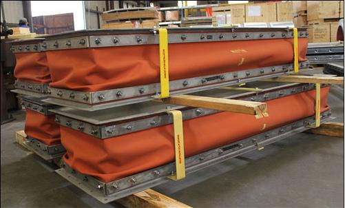 Fabric and Non-metallic Compensator