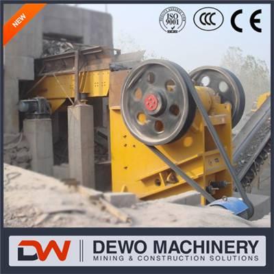 PEF7501060 jaw crusher