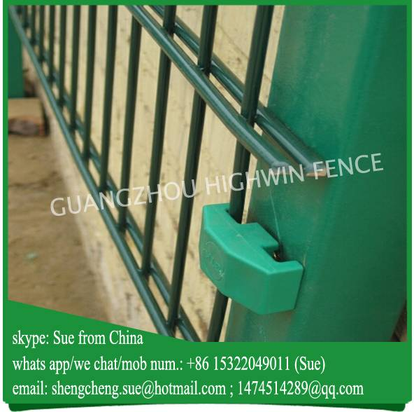 Germany 656/868 welded double wire mesh fence