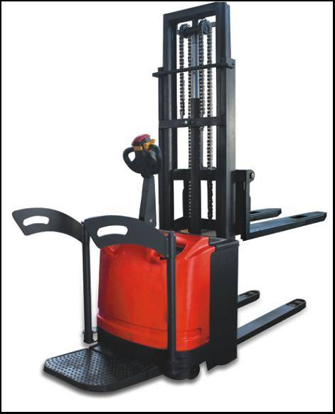 1.6~3.5t Electric Pallet Stacker (24V)