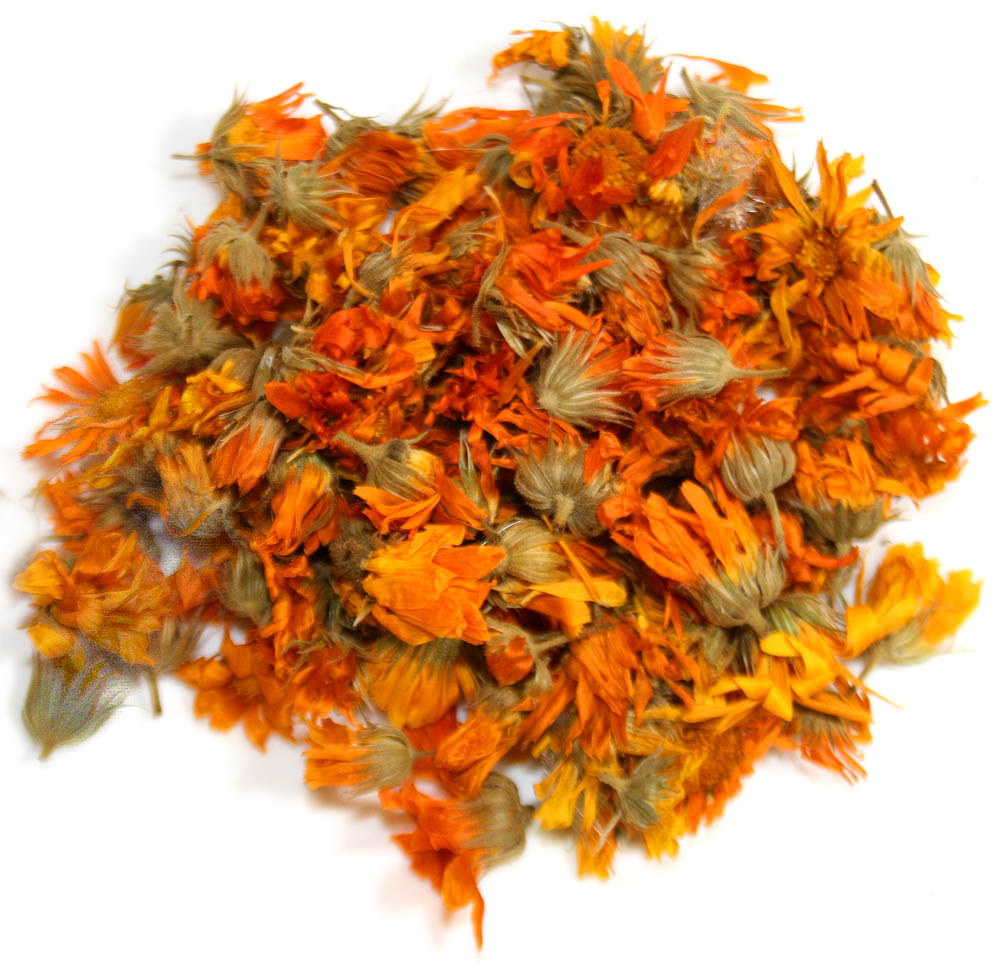 Organic Dried Calendula Flowers/Marigold Flowers